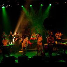 Congo Ashanti Roy & Pura Vida