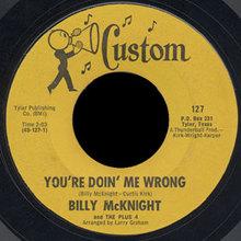 Billy McKnight