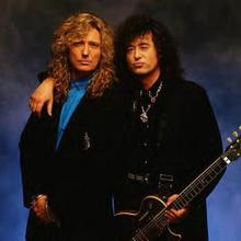 David Coverdale & Jimmy Page