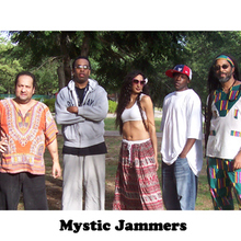 Lon E Plynton with the Mystic Jammers