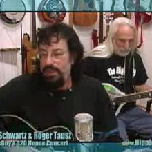bluesguy schwartz & The New Jack Hippies