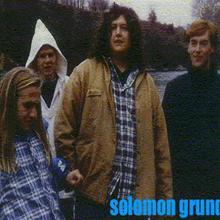 Solomon Grundy