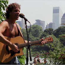 That Guitar Man from Central Park