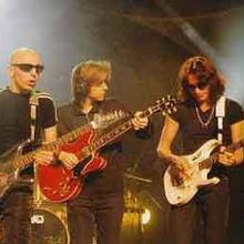 Joe Satriani, Steve Vai, Eric Johnson