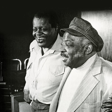 Oscar Peterson & Count Basie