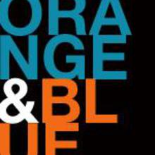 Orange N Blue