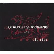 Black Star Morning