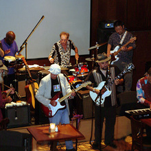 Michael Packer Blues Band