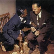 Lester Young, Roy Eldridge & Harry Edison