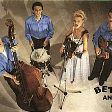 Betty And The Bops