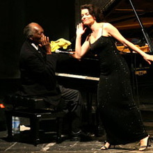 Roberta Gambarini & Hank Jones