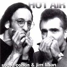 Steve Cohen & Jim Liban