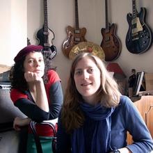 Sharon Lewis and Rose Polenzani
