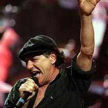 Brian Johnson & Geordie