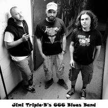 Jimi Triple-B's 666 Blues Band